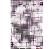 geometric abstract no.8 Photographic Print