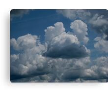 Mickey Mouse Clouds Canvas Print