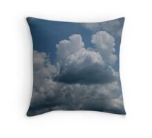 Mickey Mouse Clouds Throw Pillow