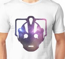 Cyber Galaxy - Doctor Who Cyberman Unisex T-Shirt