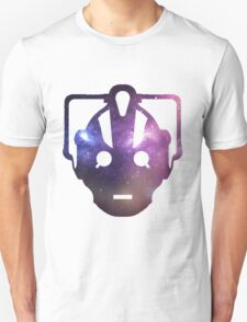 Cyber Galaxy - Doctor Who Cyberman T-Shirt