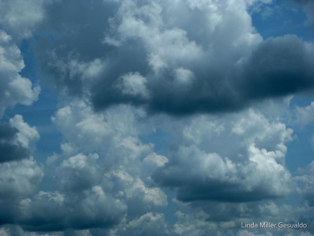 Cloud Shapes by Linda Miller Gesualdo