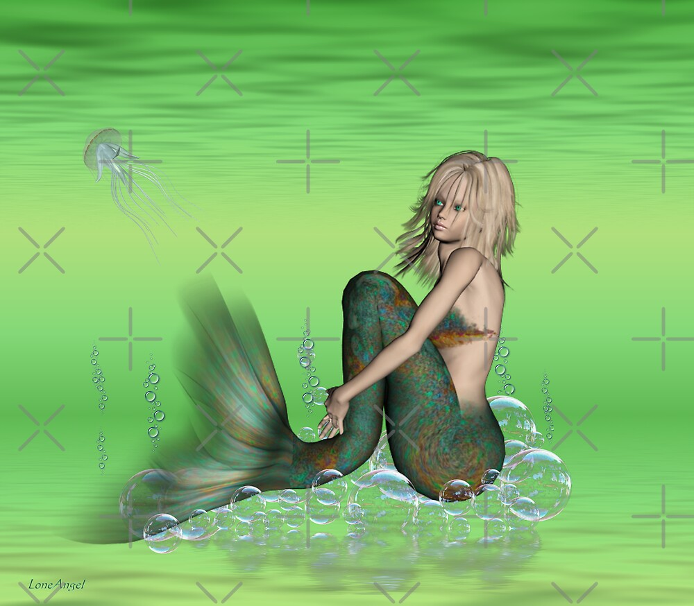 May Mermaid by LoneAngel