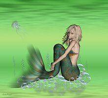 May Mermaid by LoneAngel