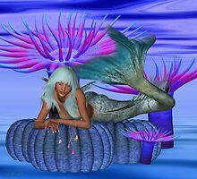 June Mermaid by LoneAngel