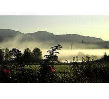 September Morning -7- Photographic Print
