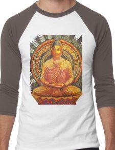 buddha - 2009 Men's Baseball ¾ T-Shirt