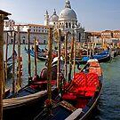 Gondolas by Tom Gomez