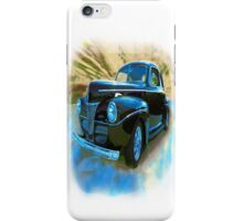 In The Days Of Great Style iPhone Case/Skin