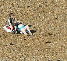 Impressions at the beach - XII by George Parapadakis (monocotylidono)