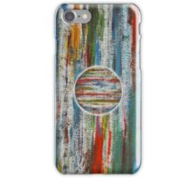 Primary Abstraction iPhone Case/Skin