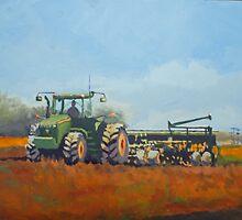John Deere by Phyllis Dixon