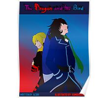 The Dragon and The Bird - Cover Page Poster