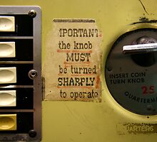 the knob must be turned by KreddibleTrout