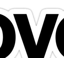 love.  Sticker