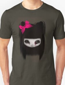little scary doll Unisex T-Shirt
