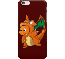 pokemon charmander charizard chibi dragon anime shirt iPhone Case/Skin