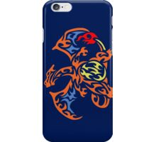 pokemon charizard dragon tribal anime shirt iPhone Case/Skin