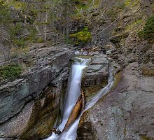 Baring Creek in the Sunrift Gorge by Dennis Jones - CameraView