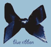 blue ribbon by gina1881996