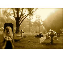 Love is Stronger Than Death Photographic Print