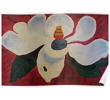 Magnolia Grande Poster