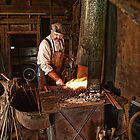 The Master Smith by PFrogg