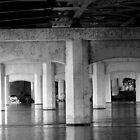 beneath the bridge by GuyAmazed