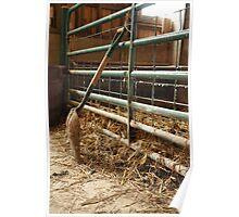 Farm Life Poster