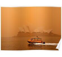 Sydney Dust Storm 01 Poster