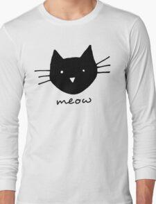 Meow. Long Sleeve T-Shirt