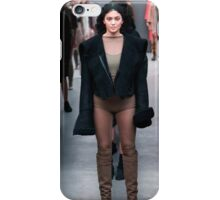 Kylie Jenner Yeezy Season Model iPhone Case/Skin