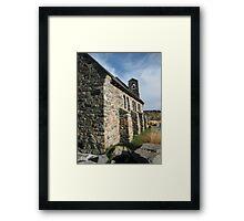 Church of the Good Sheperd Framed Print
