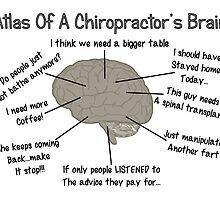 Chiropractor Humor Sayings by gailg1957
