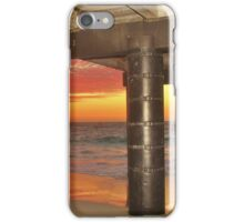 SUNSET AT COOGEE iPhone Case/Skin