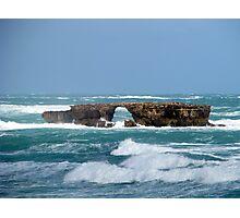 Doorway Rock - Robe S.A. Photographic Print