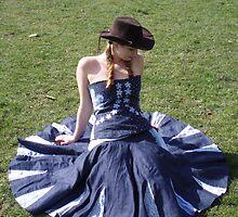 Cowgirl by zombiebunnie