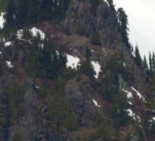Mountaintop Geology Sticker