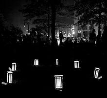 Providence Waterfire Festival by Daniel  Jenkins Jr