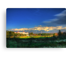 Bretton Woods Panorama Canvas Print