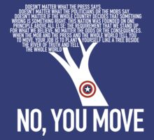 No, You Move by Endovert