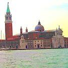 San Giorgio  Maggiore, Venice by Christiane  Kingsley