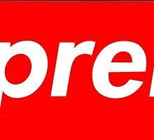 Supreme Box Logo by loganwheat