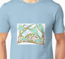 Don't wake the sleeping dragons! Unisex T-Shirt
