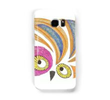 Psycho chicken Samsung Galaxy Case/Skin