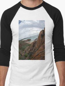 Vertigo Men's Baseball ¾ T-Shirt