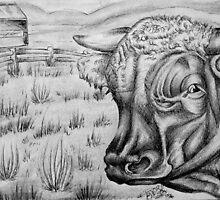 Nicky's Bull by johnnysandler