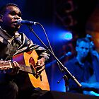 Gurrumul Yunupingu NT Indigenous Music Awards 2009 by Helen  Page
