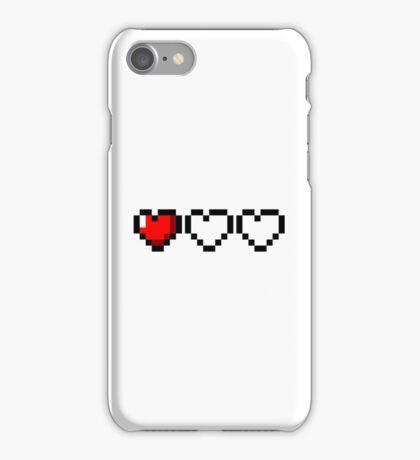 Zelda Life Hearts iPhone Case/Skin