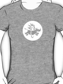 Flaming Rhino T-Shirt